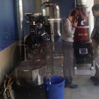 Girida Coofee咖啡店 安装 NKIC-10K(10公斤) 消烟消味 后燃机 安装案例
