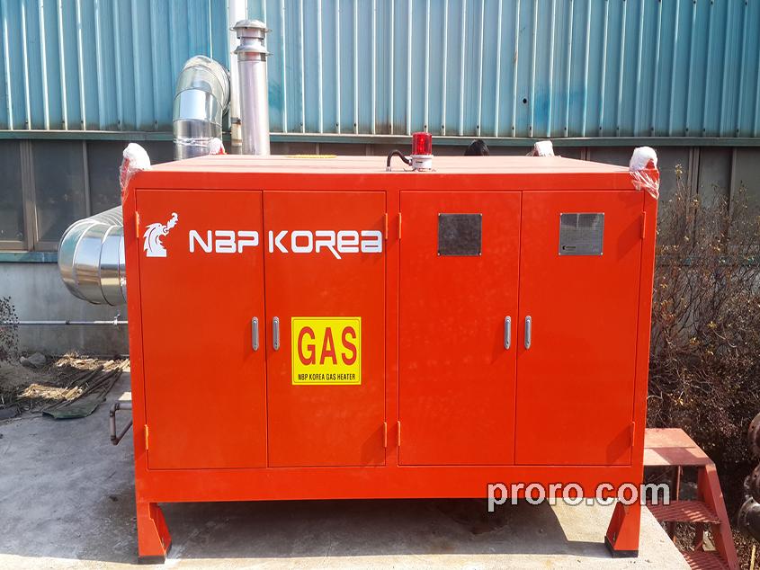 间接式燃气加热器