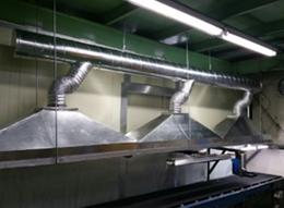 商用消烟消味设备(Smoke Elimination Machine)