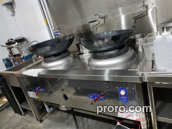 梅兰芳(餐馆) 安装 NKIC-15K(15公斤) 餐饮油烟净化器 安装案例